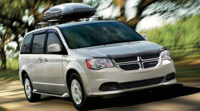 Dodge Grand Caravan in Springfield