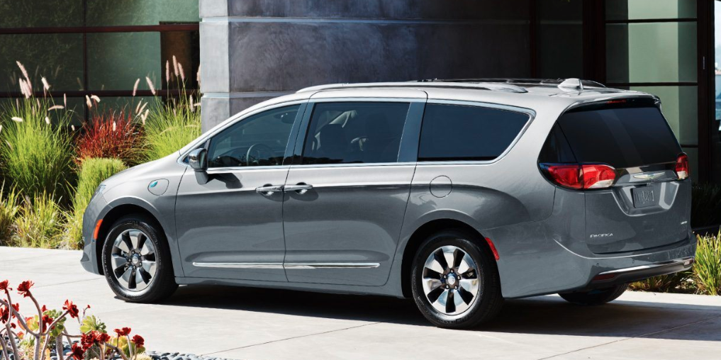 The 2019 Chrysler Pacifica Hybrid