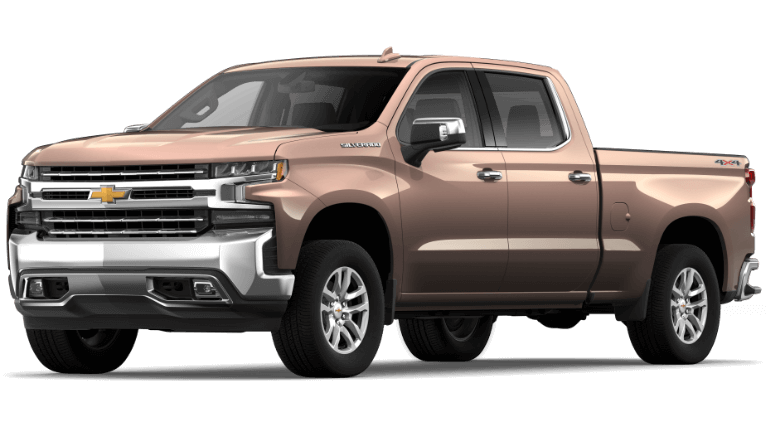 2019 Jeep Silverado 1500 LTZ - Oakwood