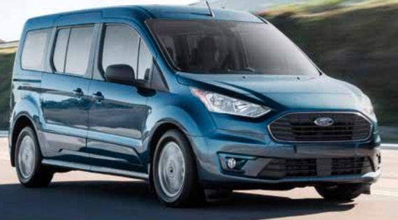 Ford transit in Hillsborough