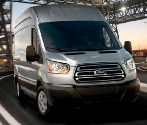 Ford Transit Connect in Alexandria