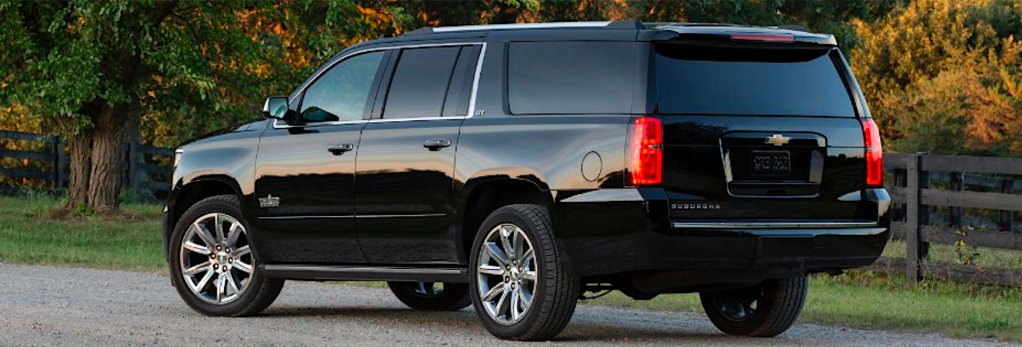 The 2020 Chevrolet Suburban