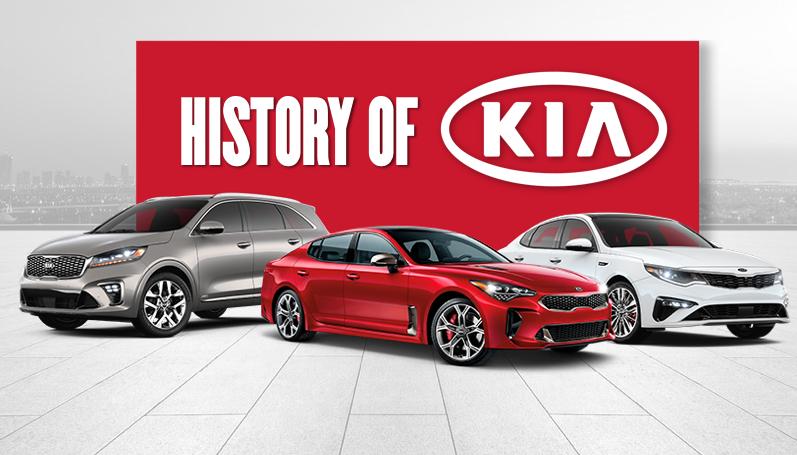 Kia History