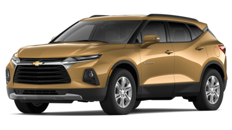 Sunlit Bronze 2019 Chevrolet Blazer Leather