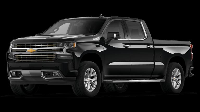 2019 Chevy Silverado 1500 High Country Black