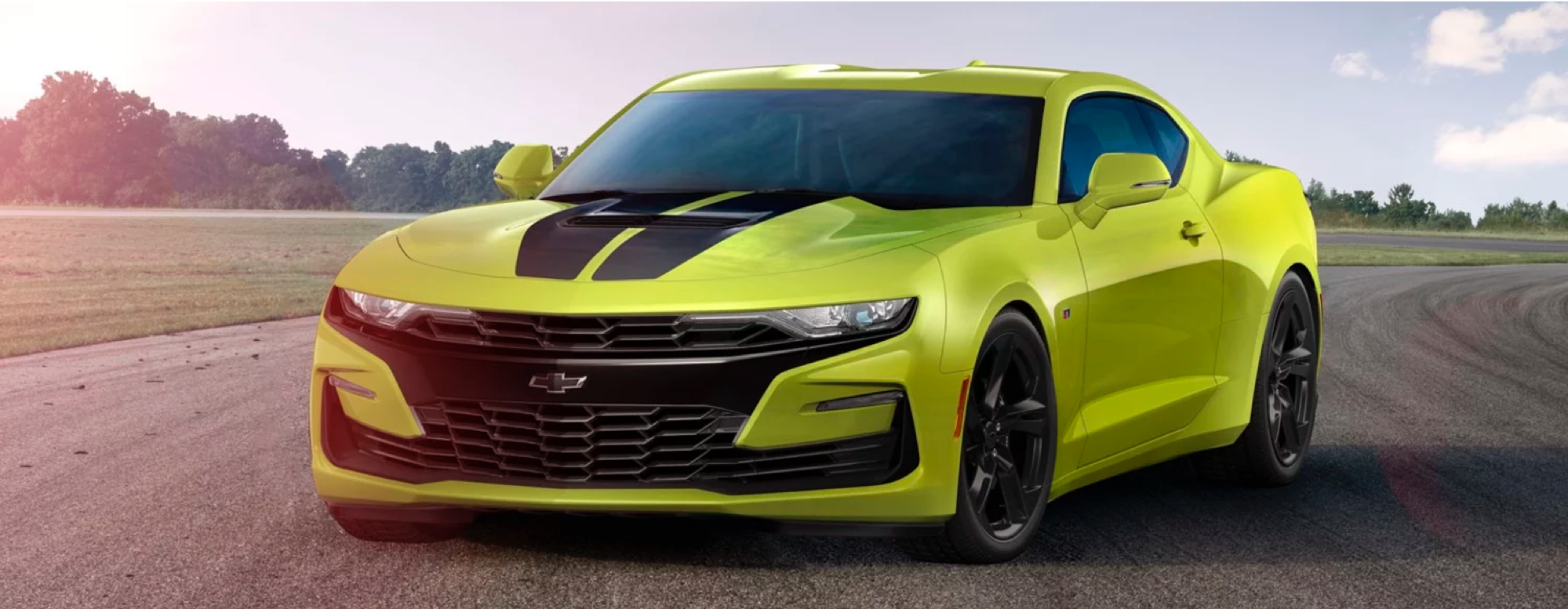 2020 The All Chevy Camaro Ratings