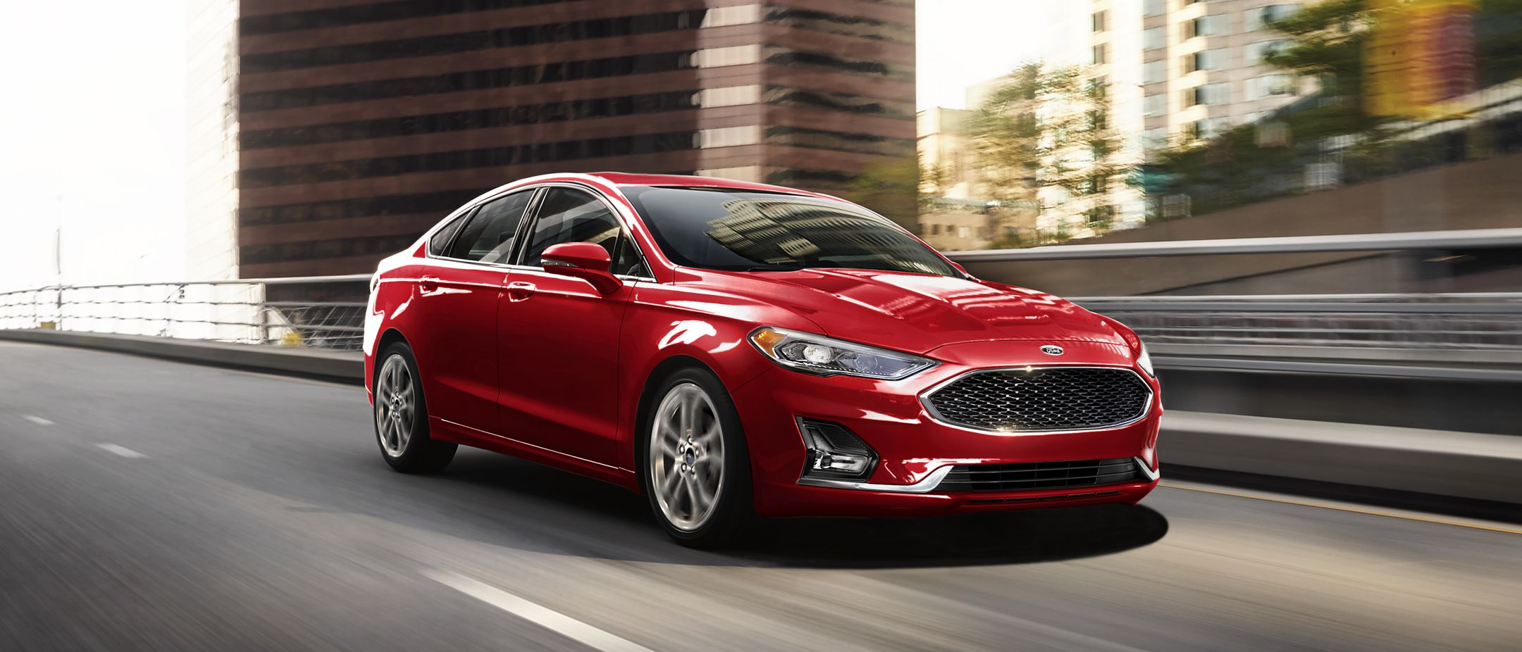 New Release 2020 Ford Fusion