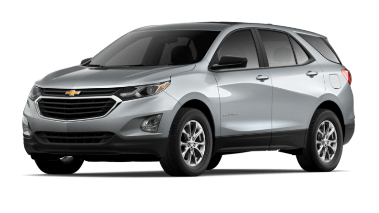 2020 Chevy Equinox L - Silver Ice