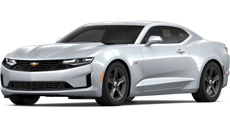 2019 Chevy Camaro 1LT - Silver Ice
