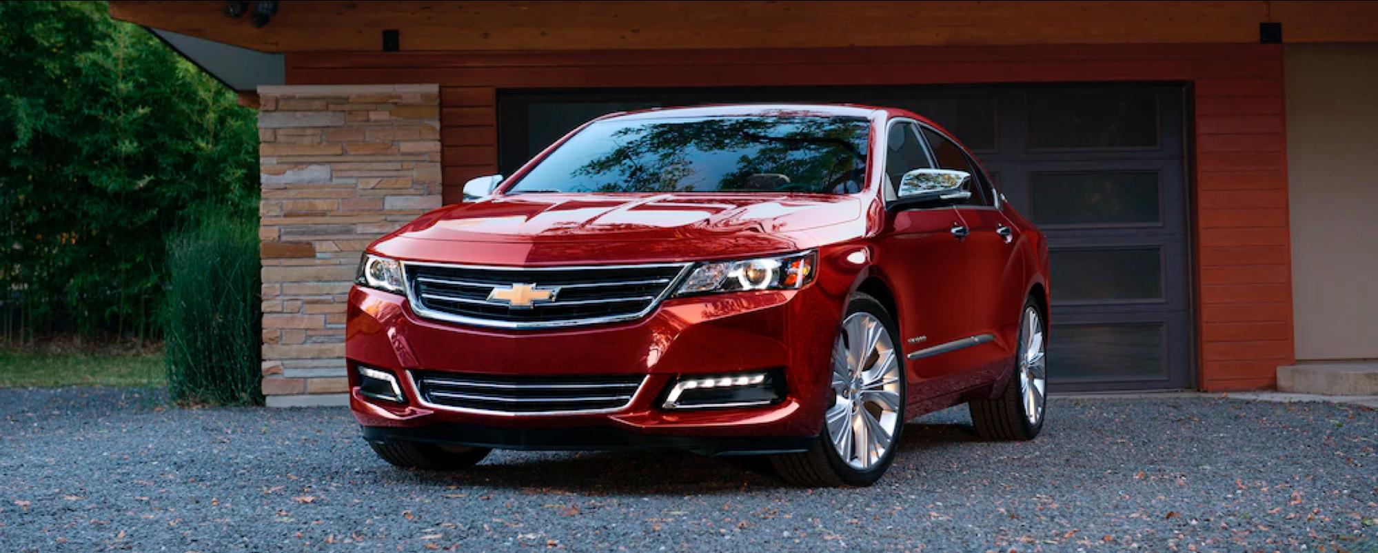 New Release 2020 Chevrolet Impala