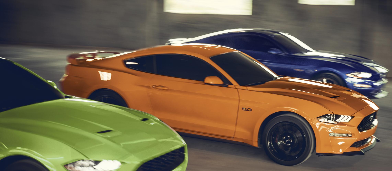2020 Mustang