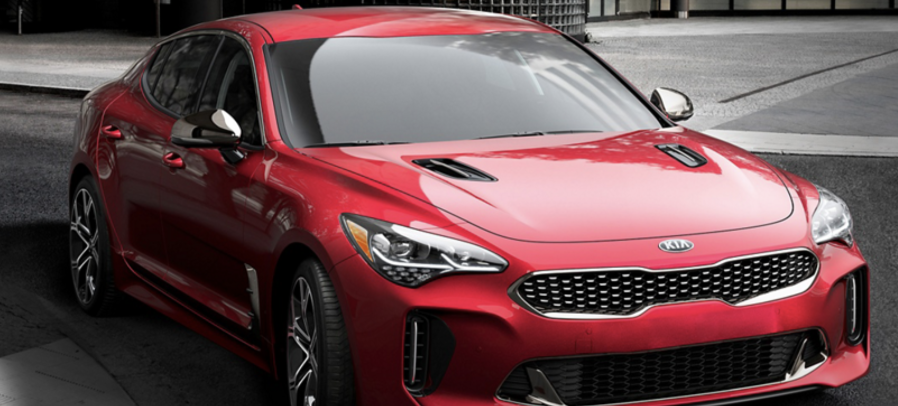 2019 Kia Stinger Safety