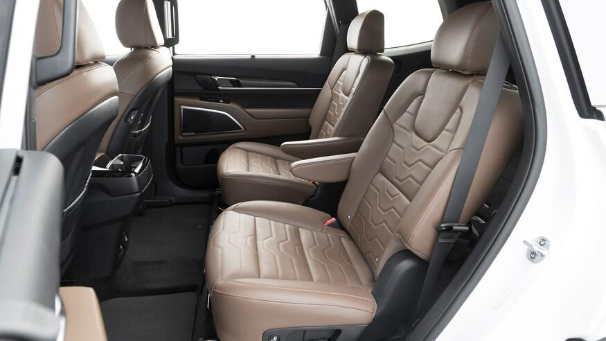 Kia Telluride Interior Seats