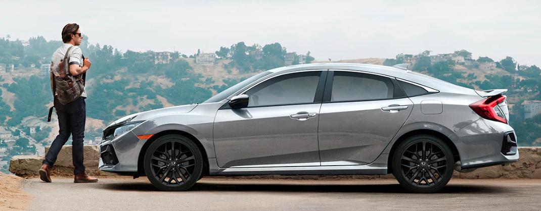 2020 Civic SI Sedan