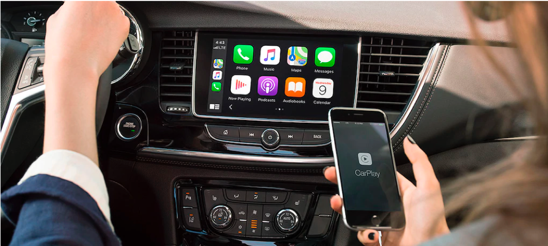 Buick AppleCarPlay