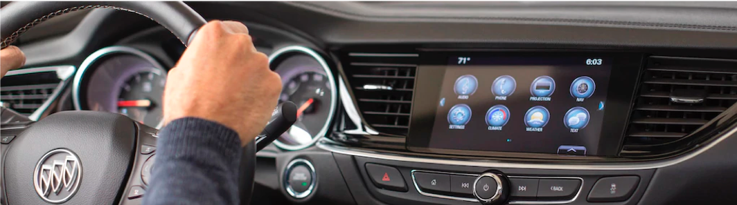 Buick Android Auto