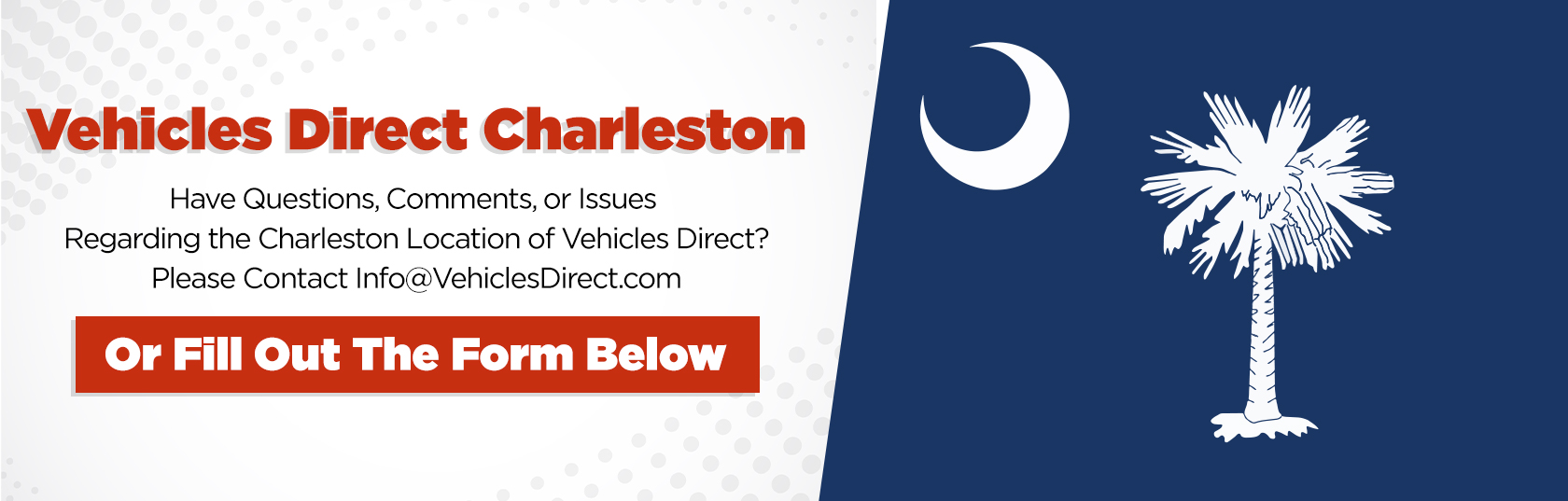 Charleston Location Questions Banner