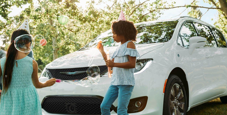 Chrysler Child Safety