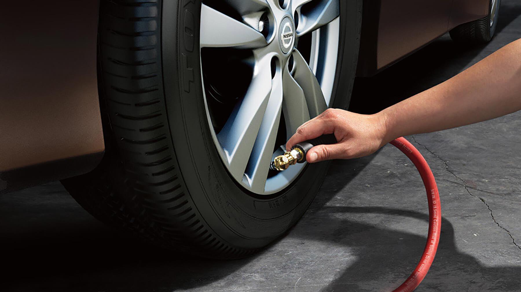 Schedule Tire Service Banner