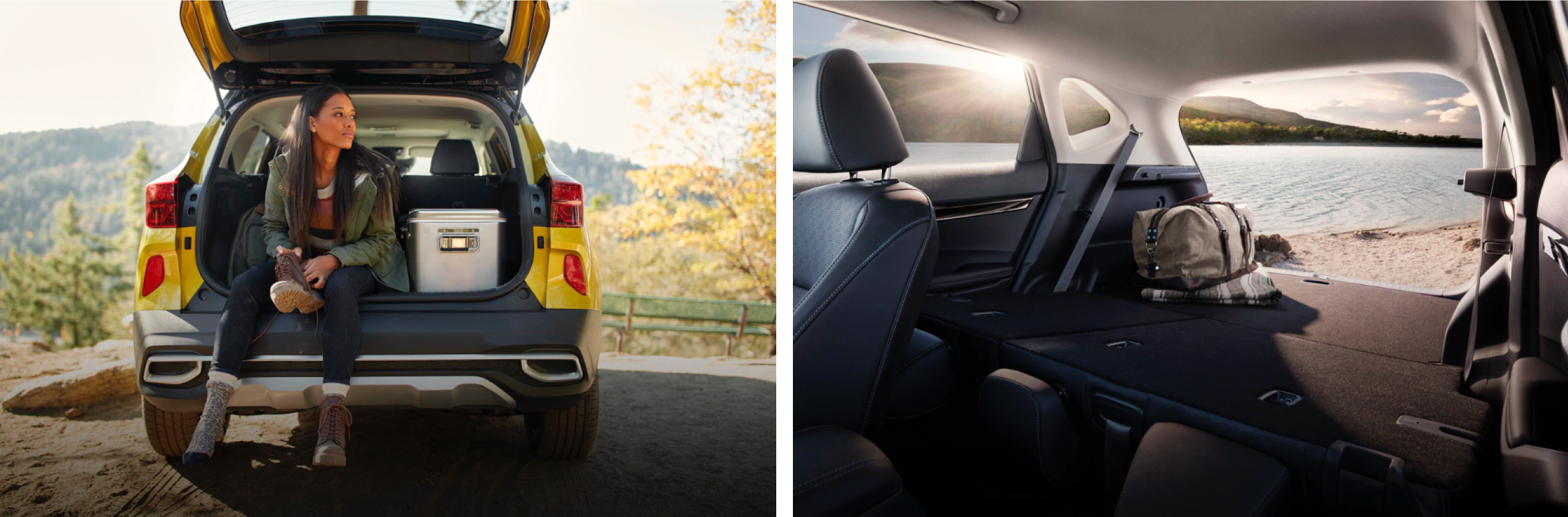 Cargo Space And Seating In The 2021 Kia Seltos
