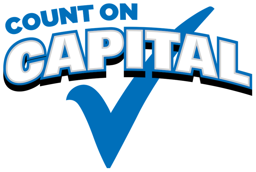 count on capital logo