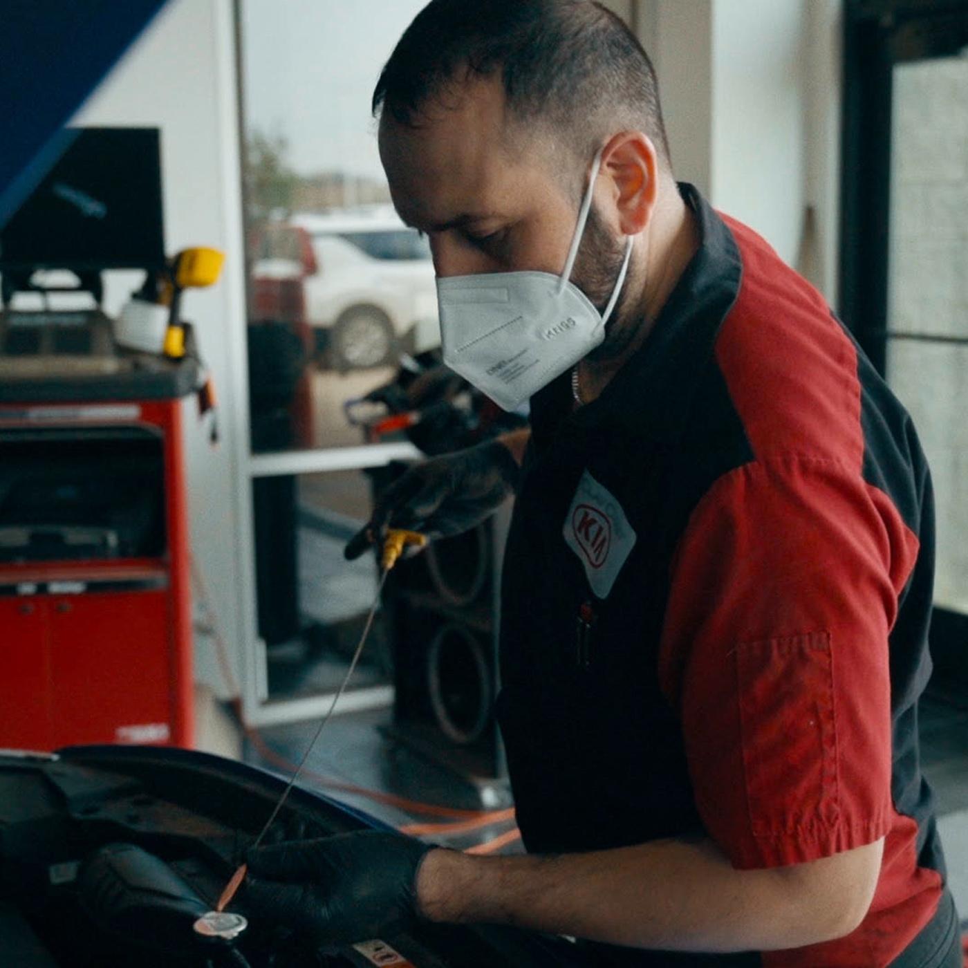 Kia Mechanic