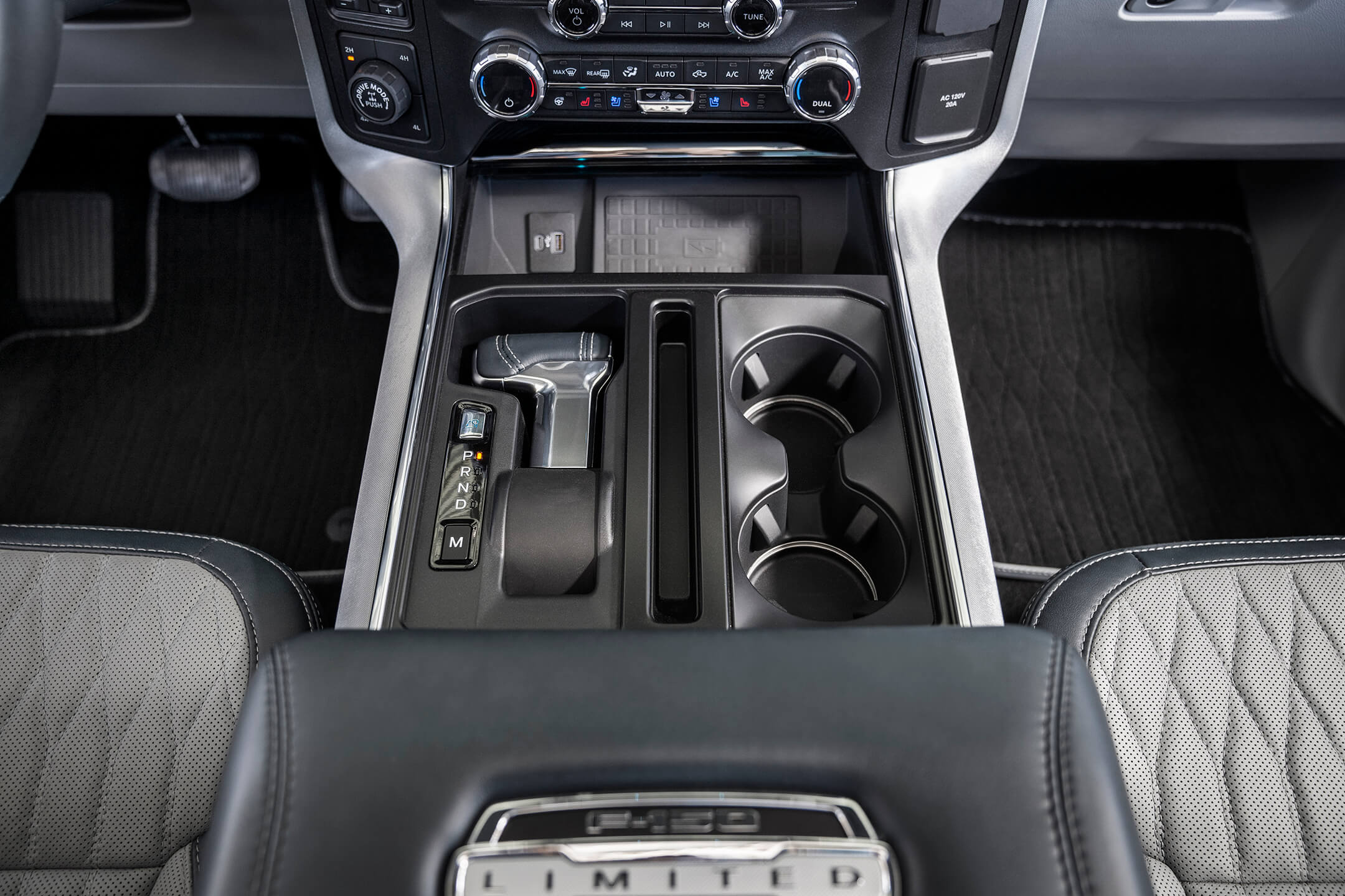 ford f150 interior design