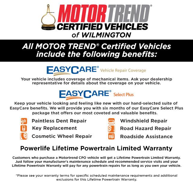 Nissan Motortrend Certified Vehicles In Wilmington Nc