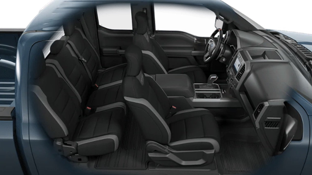 2020 Ford F 150 Raptor Supercab Interior Review