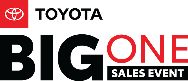 big one sales event logo