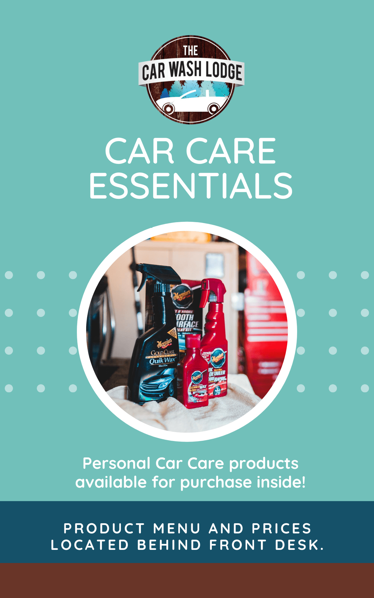 car care cleaning essential products