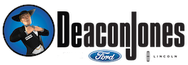 Deacon Jones Ford Lincoln Motors logo