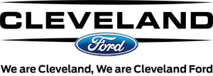 We are Cleveland Ford logo