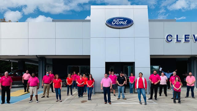 Cleveland Ford employees
