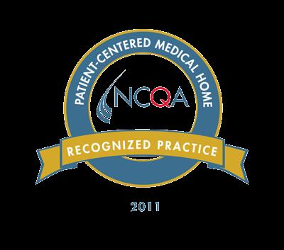NCQA Recognized Practics 2011