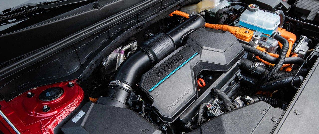 Sorento Hybrid 3