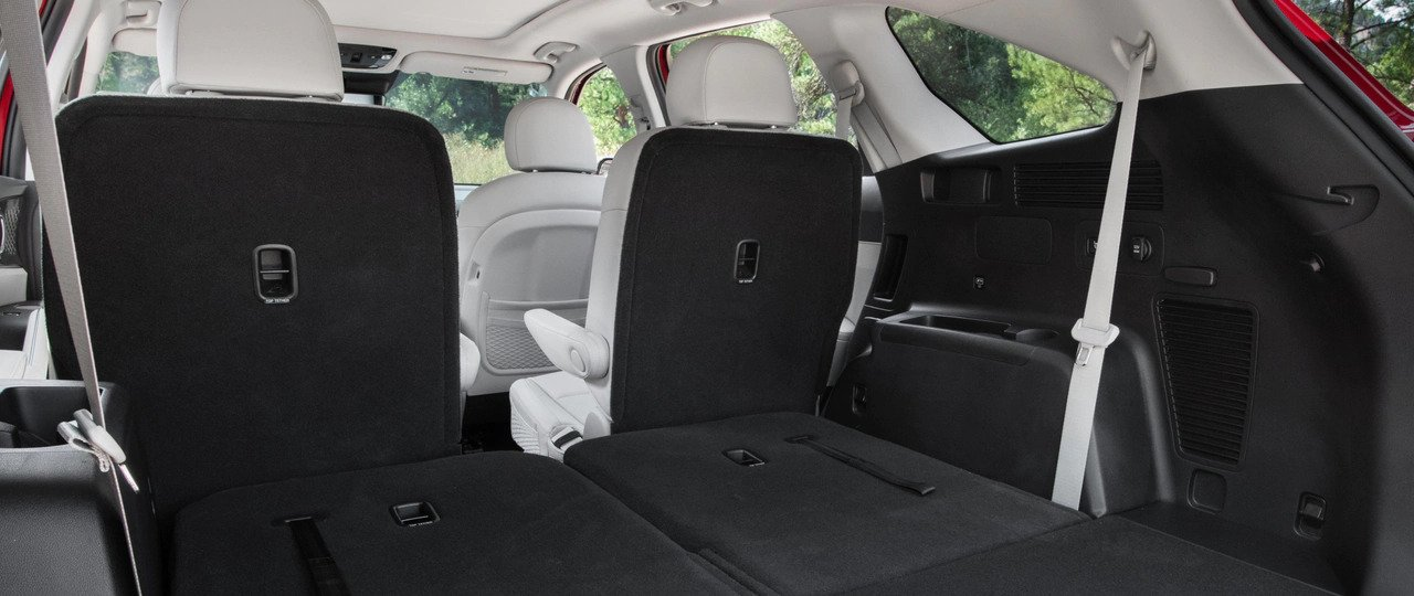 Interior Sorento Hybrid 2