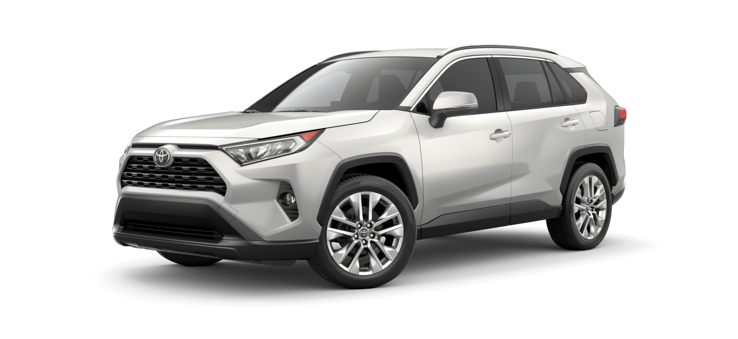 Image of new 2021 Rav4