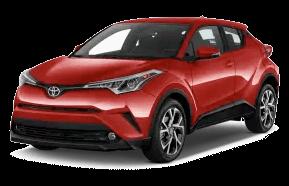 Toyota C-HR Rental at Kelly Toyota of Hamburg in Hamburg PA
