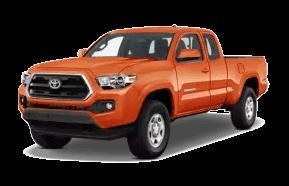 Toyota Tacoma Rental at Kelly Toyota of Hamburg in Hamburg PA