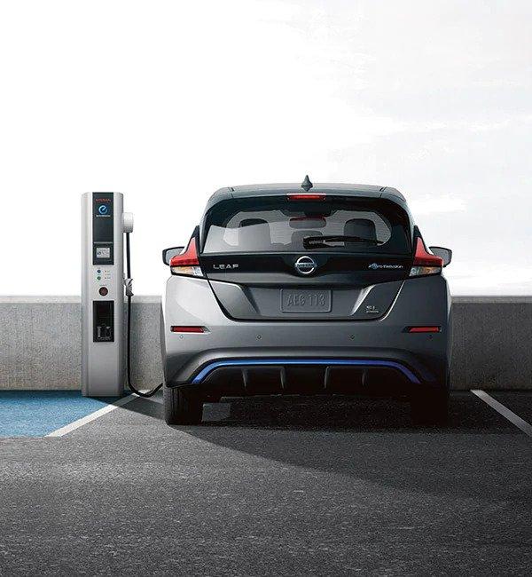 2021 Nissan Leaf EV in Wilmington, NC