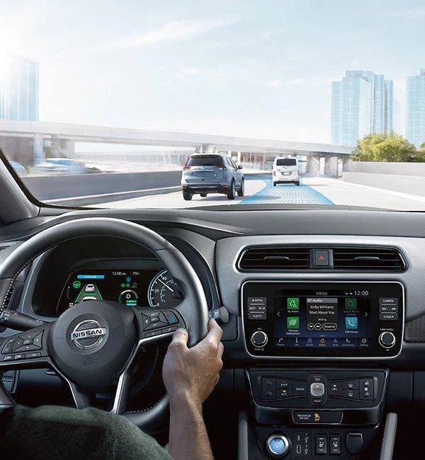Nissan Leaf Standard Driver Assist