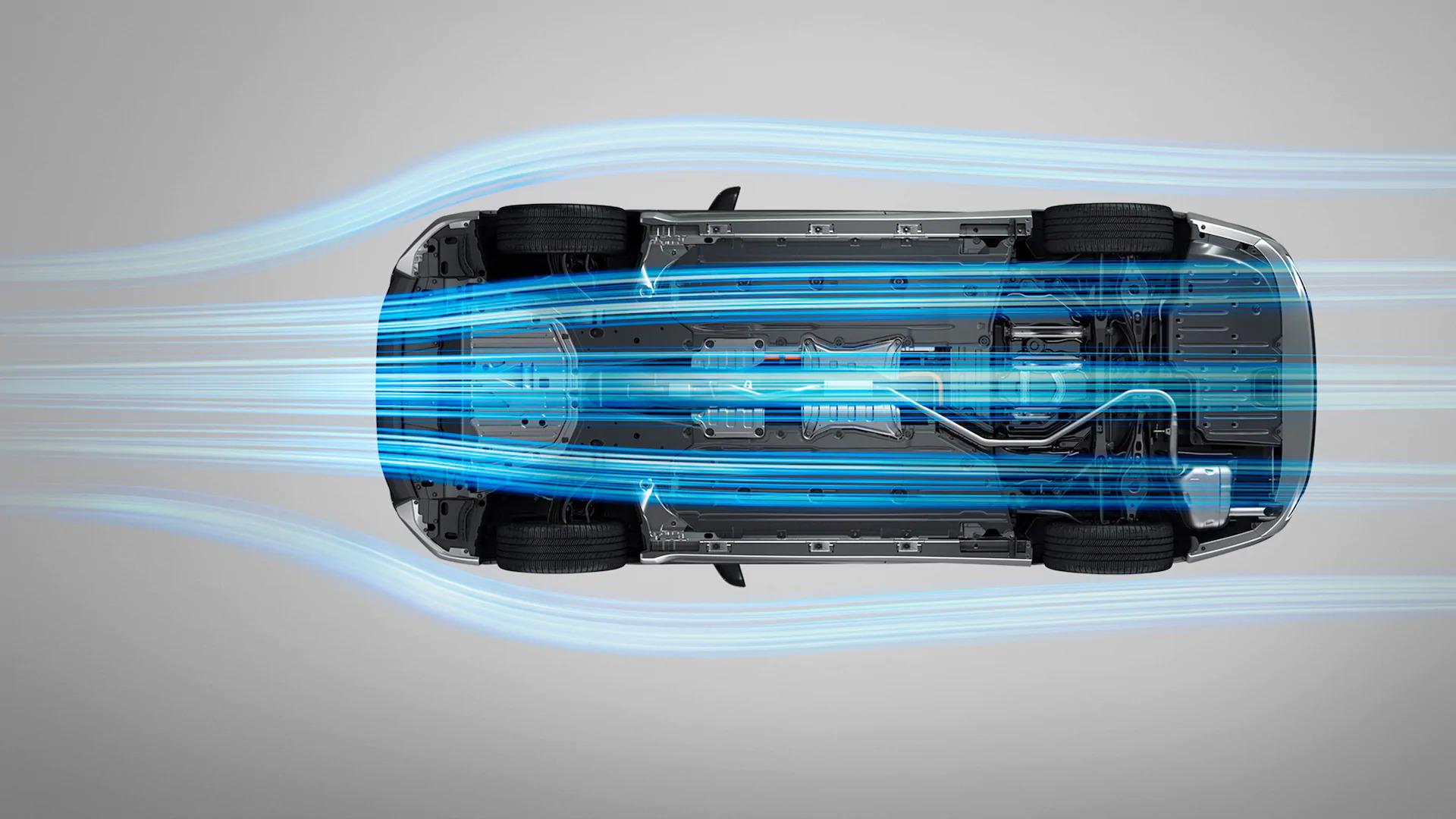 insight efficiency aerodynamics