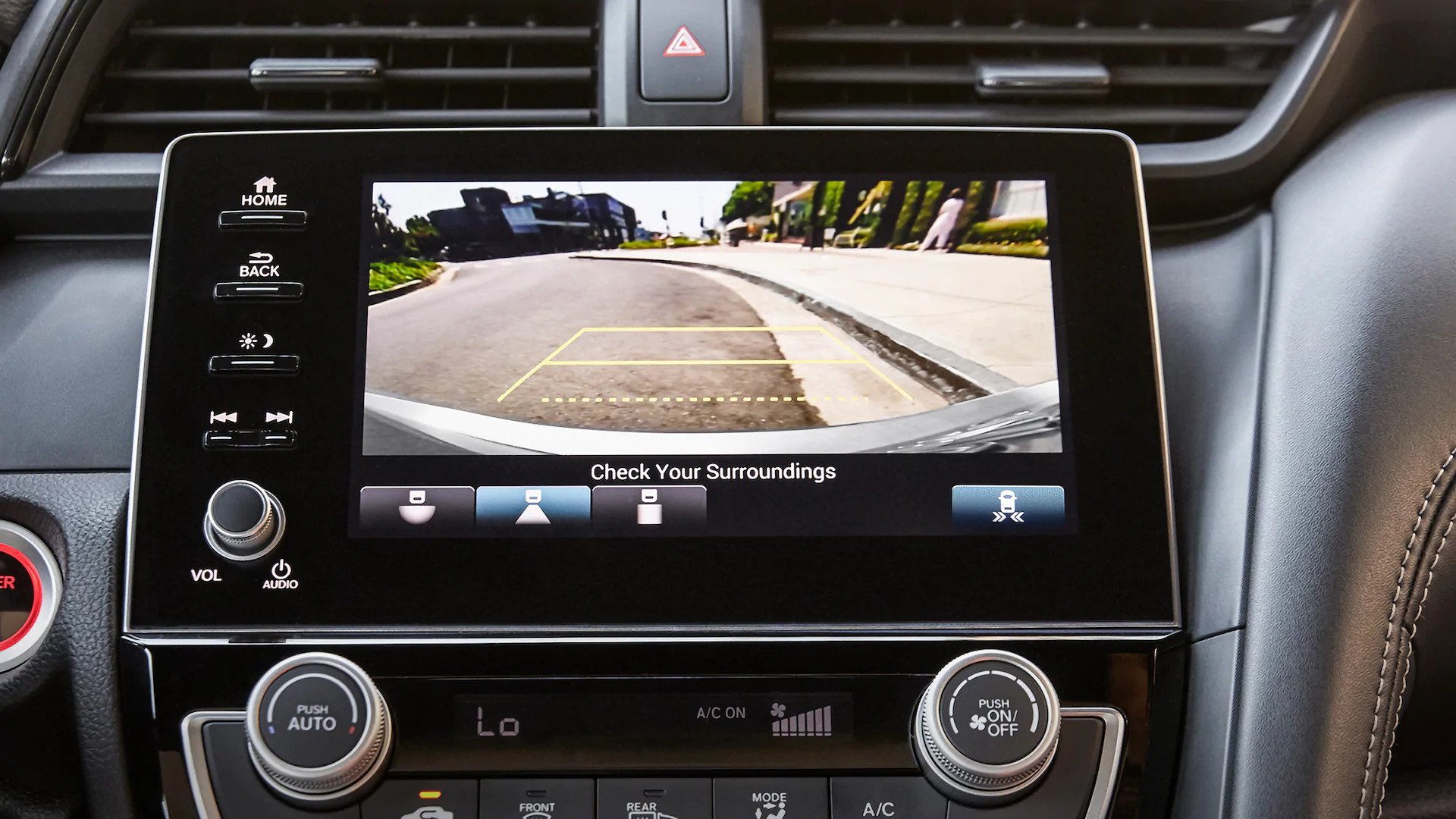 insight peace of mind multi-angle rearview