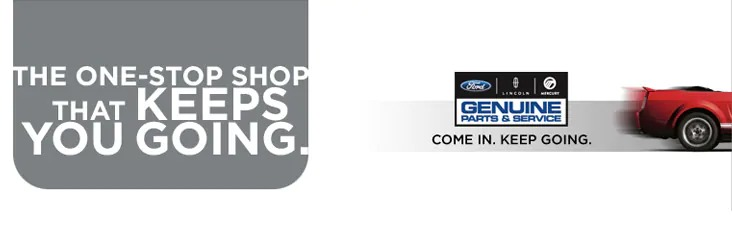 The one stop shop that keeps you going banner