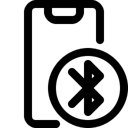 connect and control phone icon