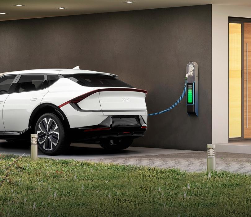 at home charging