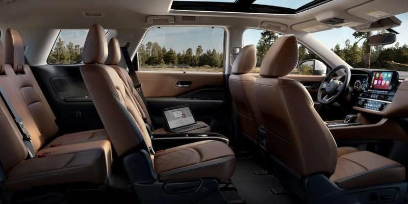 THE ALL-NEW PATHFINDER IS AN IDEAL FAMILY ADVENTURE