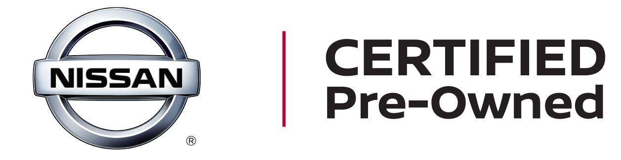 The Nissan Certified Pre-owned Program logo