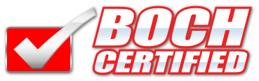 Boch certified logo